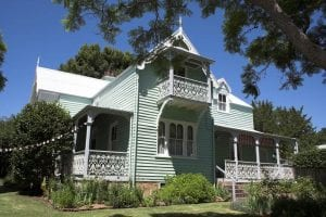Meroogal House museum is 15 minutes from the Anchor Bay Motel