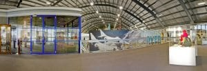 The Fleet Air Arm Museum is a great attraction in the Shoalhaven.