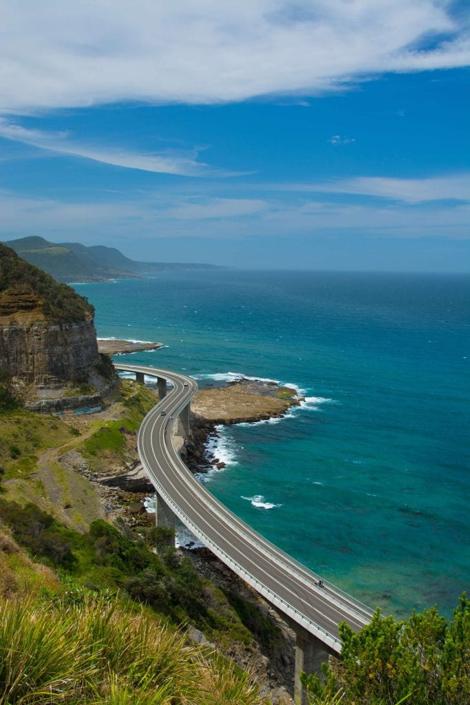 Sea Cliff Bridge, Clifton